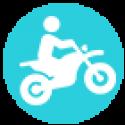 Беговел VL -260 BLUE  Трехколесные велосипеды